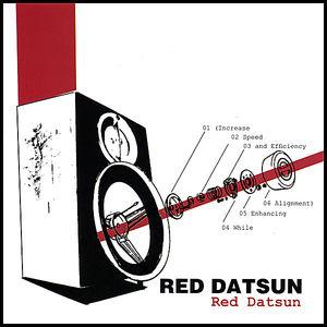 Red Datsun
