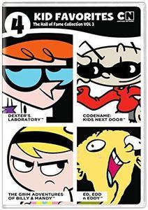4 Kid Favorites Cartoon Network: Hall of Fame #3
