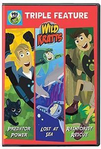 Wild Kratts: Triple Feature