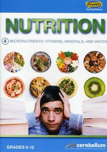 Nutrition 4: Micronutrients Vitamins Minerals