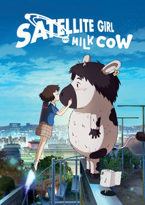 Satellite Girl And Milk Cow