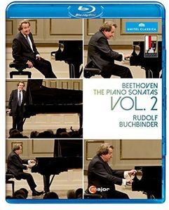 Beethoven: The Piano Sonatas 2