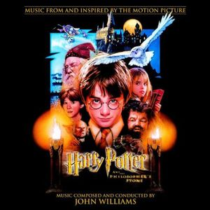 Harry Potter and the Sorcerer's Stone (Original Soundtrack) [Import]