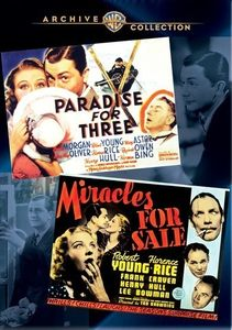 Paradise for Three /  Miracles for Sale