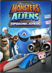 Monsters Vs Aliens: Supersonic Joyride