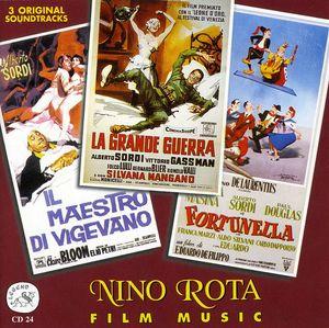 Nino Rota Film Music [Import]