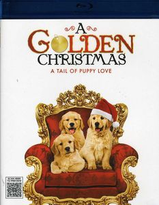 Golden Christmas, a Blu-Ray (Reactivated 9/ 28/ 18)
