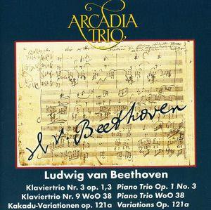 Klavier Trios Nos 3 & 9 /  Var Op 121A