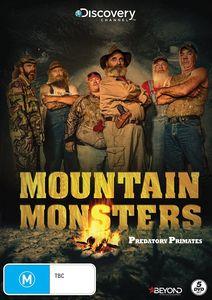 Mountain Monsters: Predatory Primates [Import]