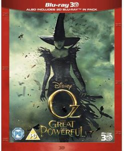 Oz the Great & Powerful (3D+2D) [Import]