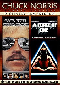 Chuck Norris: Good Guys Wear Black & Force of One