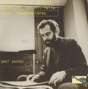 Paul Jacobs in Recital