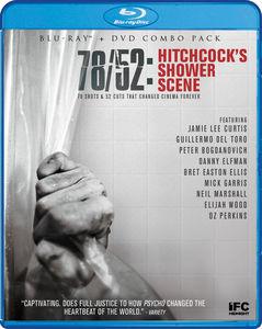 78/ 52: Hitchcock's Shower Scene , Jamie Lee Curtis