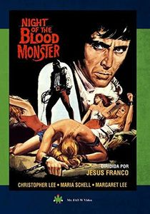 Night of the Blood Monster
