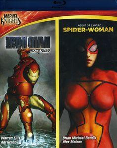 Marvel Knights: Iron Man /  Spider Woman