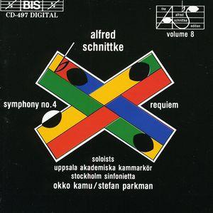 Symphony 4 /  Requiem