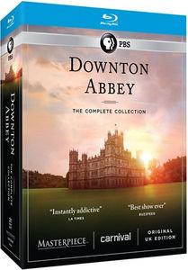 Downton Abbey: The Complete Collection (Masterpiece) , Hugh Bonneville