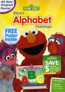 Sesame Street: Elmos Alphabet Challenge