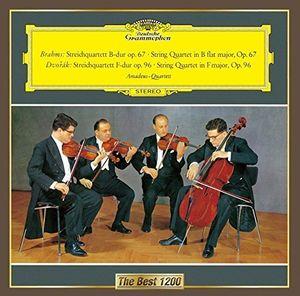 Brahms: String Quartets No. 1 & No. 2