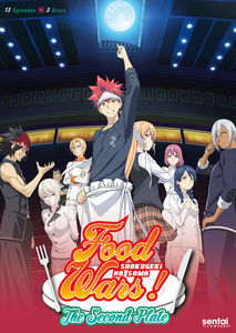 Food Wars: Second Plate
