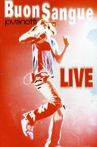 Buon Sangue Live (Pal/ Region 0) [Import]