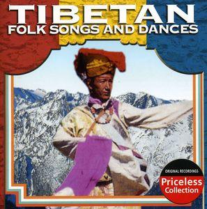 Tibetan Folk Songs & Dances /  Various