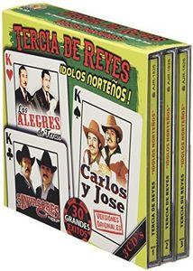 Tercia De Reyes Idolos /  Various