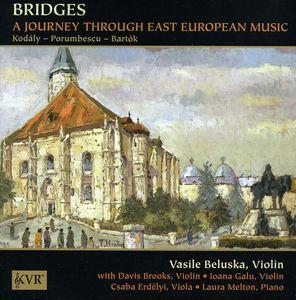 Bridges : Journey Through East European Music