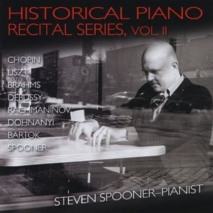 Historical Piano Recital Series Vol. 2