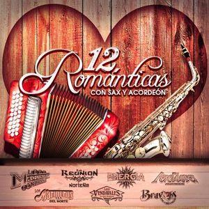 12 Romanticas Con Sax Vol. 1