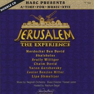 Time for Music 17-Jerusalem-The Experience /  Various
