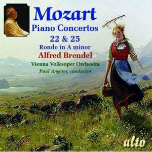 Piano Concertos 22 & 25 /  Rondo No. 3