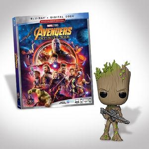 Avengers Infinity War Teen Groot Bundle