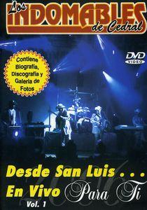 Desde San Luis En Vivo: Volume 1