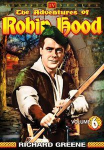 The Adventures of Robin Hood: Volume 6