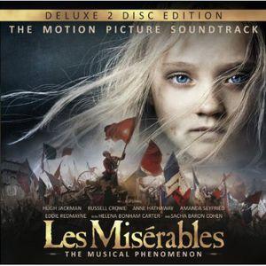 Les Miserables (Deluxe 2-Disc Edition) (Motion Picture Soundtrack) [Import]
