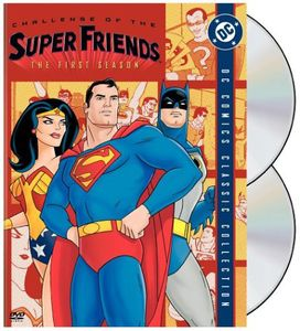 Challenge of the SuperFriends: The First Season