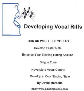 Developing Vocal Riffs