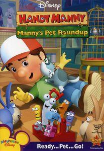 Manny's Pet Roundup