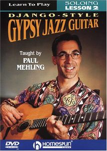 Paul Mehling: Learn to Play Django 2 - Soloing