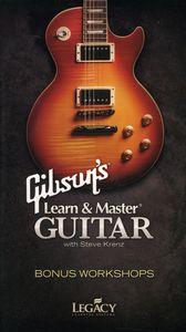 Gibsons Learn & Master-Guitar Bonus Workshops