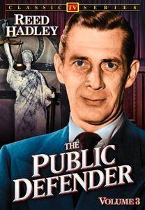 The Public Defender: Volume 3