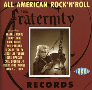 All American Rock from Fraternity /  Various [Import]