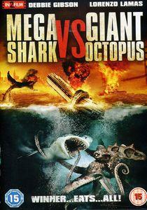 Mega Shark Vs Giant Octopus [Import]