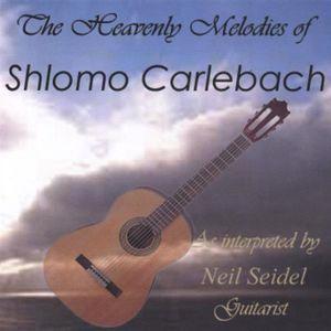 Heavenly Melodies of Shlomo Carlebach