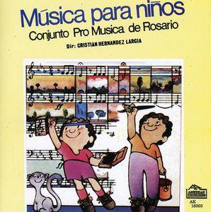 Musica Para Nidos 1 [Import]