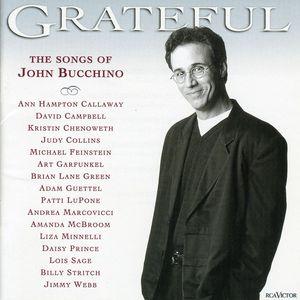 Grateful: The Songs of John Bucchino