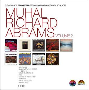 Muhal Richard Abrams - The Complete Remastered Recordings, Vol. 2