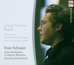 Peter Schreier Sings Bach