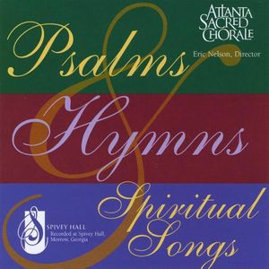 Psalmshymns& Spiritual Songs